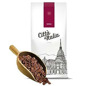 来美咖 城市系列香浓咖啡豆1000g(意大利进口)