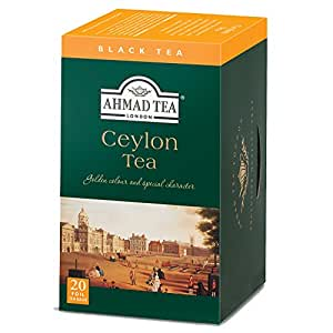 AHMAD TEA亚曼牌锡兰红茶(2g*20包)40g(阿联酋进口)