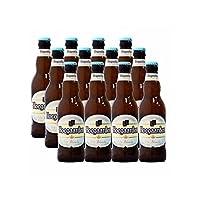 比利时风味福佳啤酒 Hoegaarden福佳白啤酒小麦果味啤酒330ml*12瓶(中国产区)
