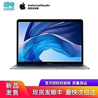 【2018新款】Apple MacBook Air 13.3英寸 笔记本电脑 轻薄本 深空灰色 MRE92CH/A (2018款 Retina屏 1.6GHz 双核第八代 Intel Core i5 处理器 8GB 2133MHz 256GB固态硬盘) 顺丰发货 含税带票 可开16% 专票