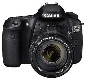 Canon 佳能 EOS 60D 数码单反套机 EF-S18-135f/3.5-5.6IS镜头