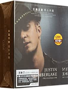 CD+DVD贾斯汀影音珍藏(3碟装)