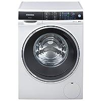 SIEMENS 西门子 WM14U561HW洗衣机 滚筒 10公斤 家用全自动 1400转变频(亚马逊自营商品, 由供应商配送)