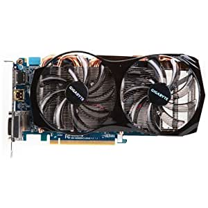 GIGABYTE 技嘉 GV-N660OC-2GD GDRR5/2048MB/192bit/1098MHz/6008MHz PCI-E 显卡