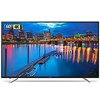 SHARP 夏普 LCD-60SU470A 60英寸 HDR高动态显示 人工智能语音 4K超高清网络电视(含12个月银河奇异果影视会员)