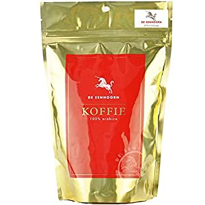 德安涵 DE EENHOORN 【Olifant Melange意式拼配】 阿拉比卡精品咖啡豆 (荷兰原装进 口欧式烘焙 )可现磨咖啡 -250g