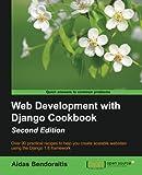 Web Development with Django Cookbook -
