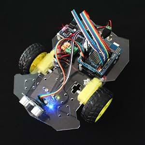 maker studio arduino 智能小车 套件