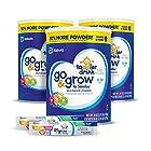 Similac 美国雅培 Go&Grow 婴幼儿奶粉 1.02kg*3罐装+便携装 17.4g*2袋 484.81元含税包邮(合161.6元/件)