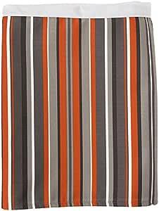 Sweet Potato Echo Full Bed Skirts, Tangerine/Orange/Ivory/Cream/Stone/Grey/Taupe/Brown/Chocolate