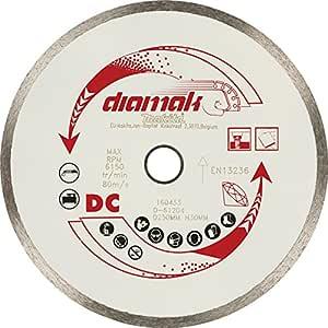 Makita D-61204 钻石轮连续轮圈 - 多色