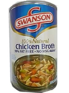 Swanson史云生牌鸡肉汤411g(美国进口)