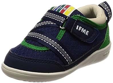 [IFME] 童鞋 松紧带型 22-8000 *蓝 12 cm 3E