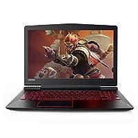 联想(Lenovo)拯救者R720 15.6英寸游戏笔记本(i7-7700HQ 8G 1T+128G SSD GTX1050Ti 4G独显 IPS高清屏 背光键盘 WIN10)黑色