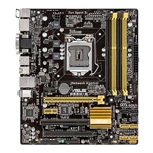 Asus/华硕 B85M-E 主板 Intel B85/LGA 1150/M-ATX板型/全固态