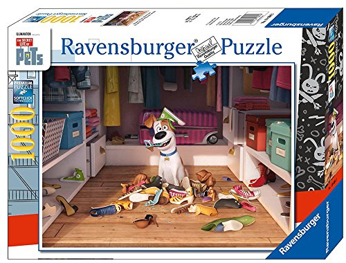 Ravensburger The Secret Life of Pets Puzzle (1000 片)