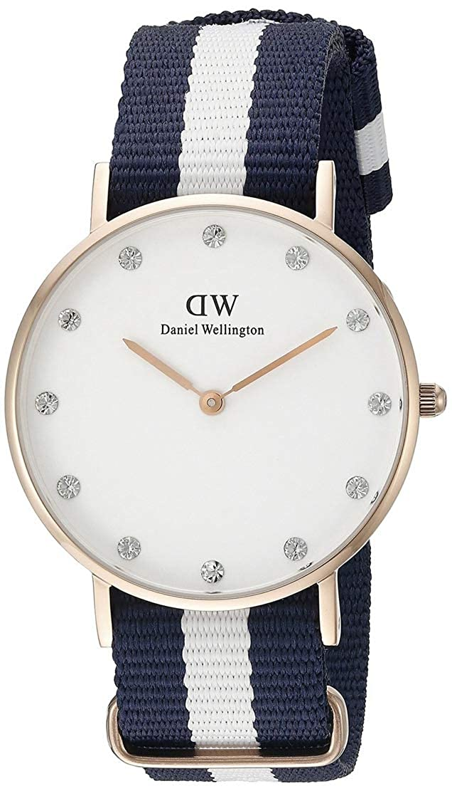 Daniel Wellington 丹尼尔•惠灵顿 摩登系列 石英女士手表原价719元