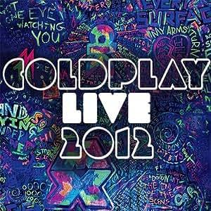 酷玩乐队:2012年现场演唱会(CD+DVD)
