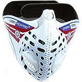RESPRO 英国进口 N95级呼吸阀骑行口罩户外运动护脸 跑步面罩防雾霾PM2.5