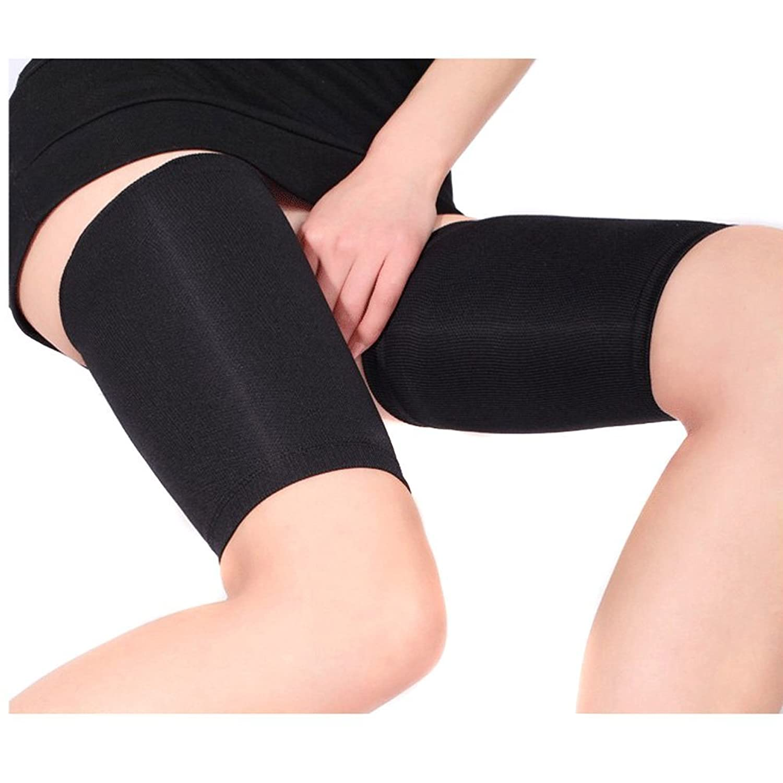 黑色女式 ladys 脂肪 buster 弹性*按摩器活腿定型包