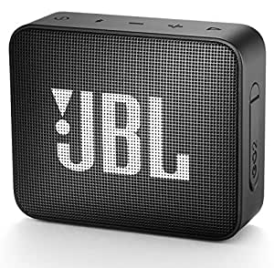 JBL GO2 Bluetooth音箱 IPX7防水/便携/无源*器 黑色 JBLGO2BLK 【日本国内正规产品/附带厂商1年保修JBLGO2BLK