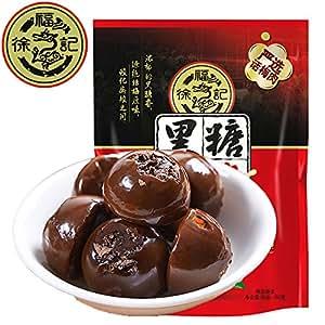 徐福记黑糖话梅糖150g