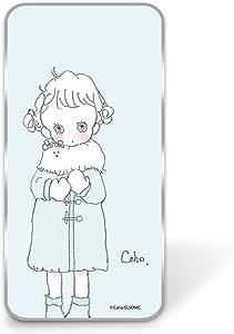 caho 手机壳透明硬壳印花外套和少女手机壳适用所有机型  コートと少女D 6_ シンプルスマホ3 509SH