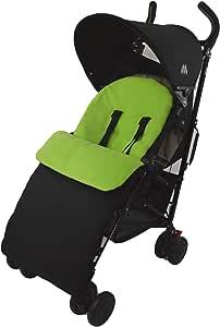 Britax 脚套 / cosy toe 童车 pushchair 童车智能双运动 agile 绿黄色