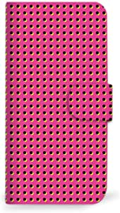 mitas 智能手机壳 手册式 水滴艺术 水珠 B 3_Galaxy Note8 (SCV37)
