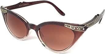 webdeals–CATEYE 或高尖眼镜或太阳镜 Brown Fade, Brown large
