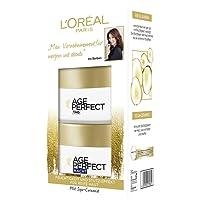 L 'oreal 巴黎 Age Perfect 日夜面部护理套装