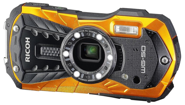理光WG-50微距潜水相机