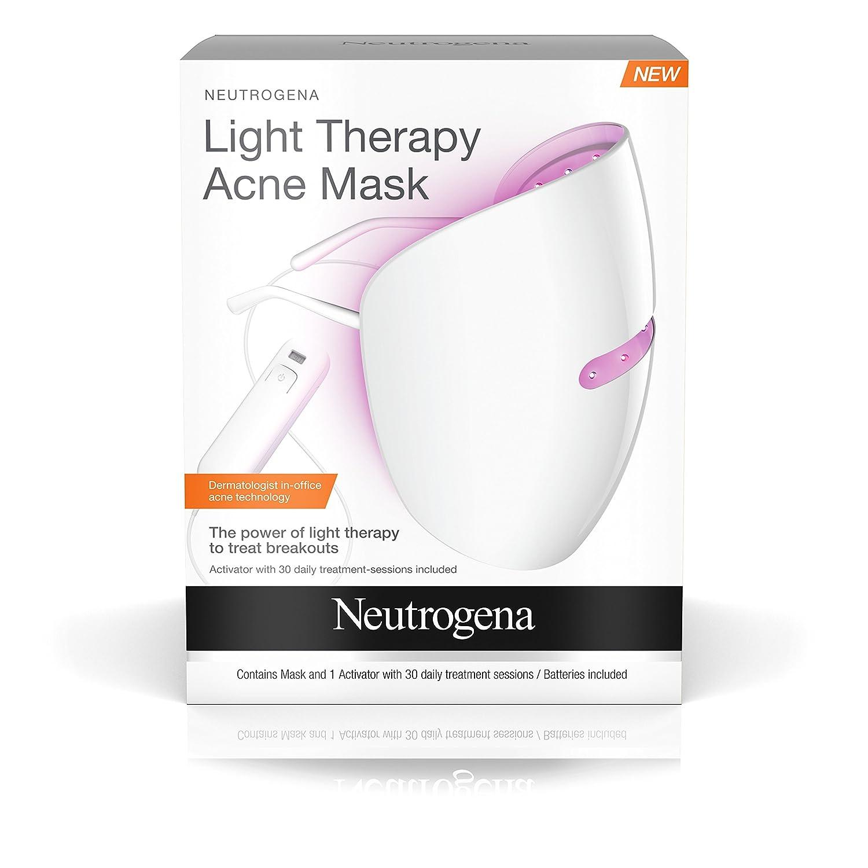 Neutrogena 露得清 光疗治痘面膜美容仪