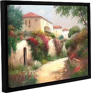 "ArtWall Karen Dupre's Camminata Di Manttina Gallery Wrapped Canvas, 24"" x 32"""
