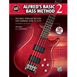 Alfred's Basic Bass Method: Most Popular Method for Learning How to Play