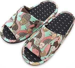 萩原 加入日本产炭的拖鞋 鹦鹉 約28cm 154114010