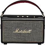 Marshall 马歇尔 Kilburn HiFi摇滚重低音监听级移动式无线蓝牙音箱 带提手无线音响系统 黑色